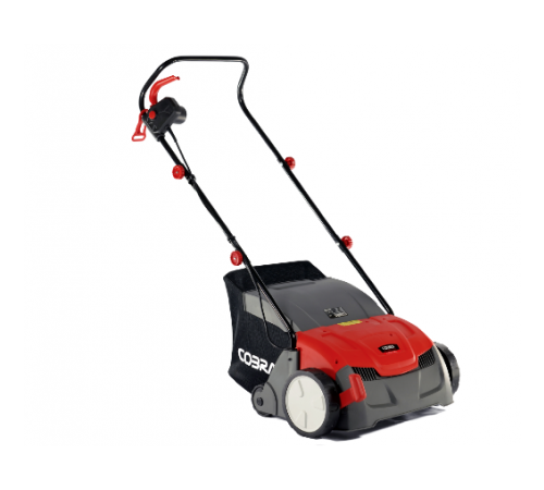 Cobra S32E 2 in 1 Electric Scarifier and Lawn Rake