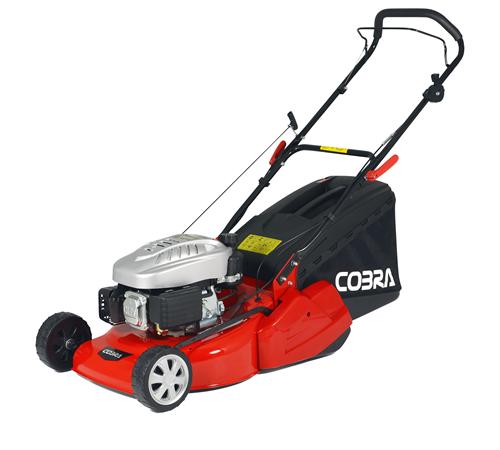 Cobra RM46C 46cm Push Rear Roller Petrol Lawn mower