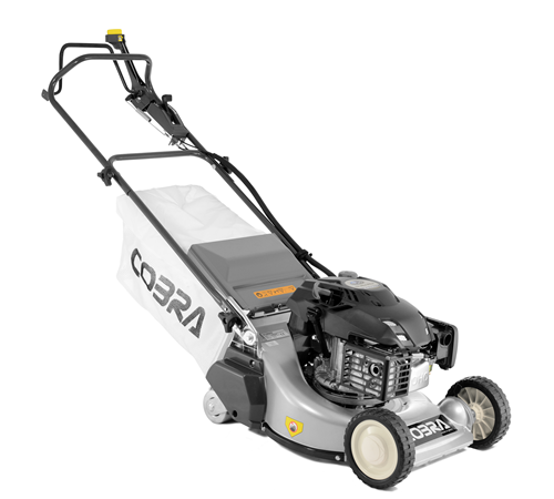 Cobra RM48SPS 48cm SelfPropelled Rear Roller Lawn mower