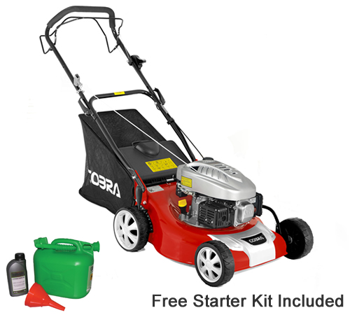 Cobra M46SPC 46cm Self Propelled Petrol Lawn mower