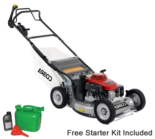 Cobra MX46SPH Self Propelled Petrol Lawn mower