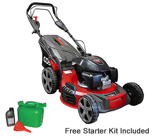Cobra MX534SPH Self-Propelled 4 Speed Mower (Honda Engine)