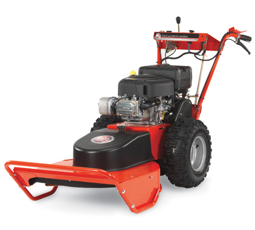 DR PRO 26 BandS  Electric Start Field and Brush Mower