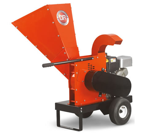 DR Premier BandS 11.50 Rapid Feed Petrol Chipper / Shredder