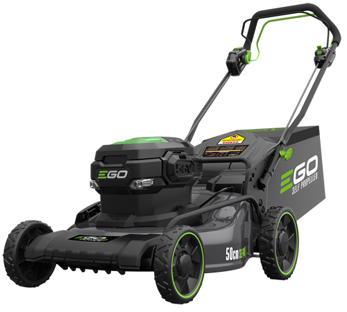 EGO Power + LM2012E Self-Propelled Cordless Lawnmower Kit