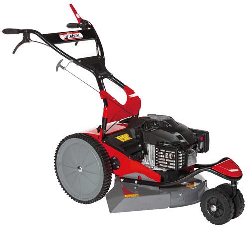 Efco DR51S6 Wheeled Petrol Brushcutter