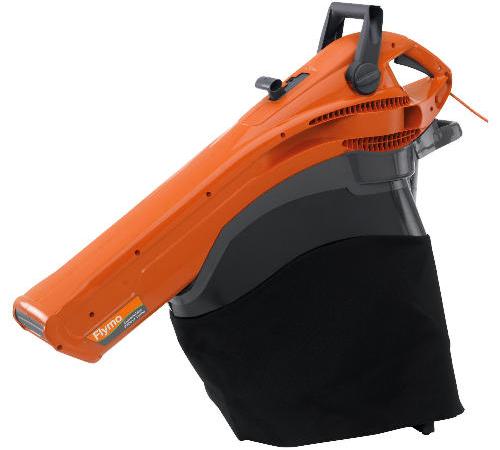 Flymo Garden Vac 2700 Garden Leaf Vacuum and Blower