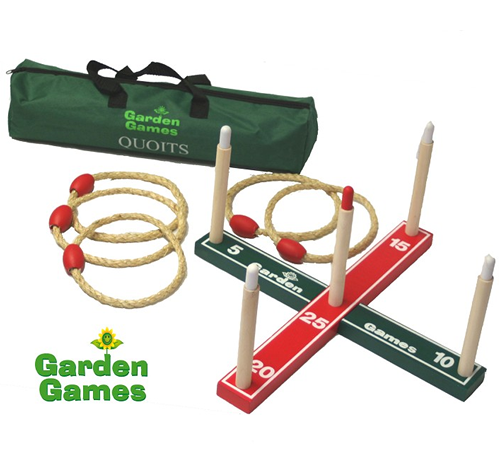 Lawn Mowers UK Quoits (Code 503)