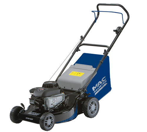 Mac Allister HP46MAC Petrol Rotary Push Lawn mower