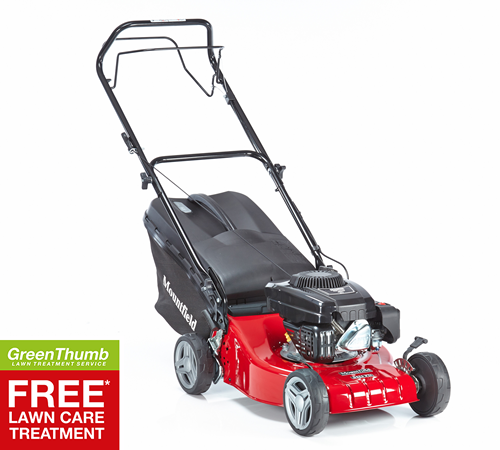 Mountfield S421 PD Self Propelled Petrol Four Wheel Lawn mower