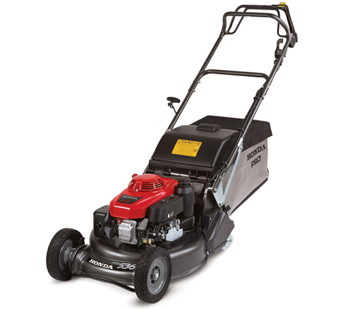 Honda HRH 536 QX Pro Self Propelled Rear Roller Lawn mower