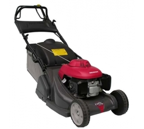 Honda HRX 426 QXE 17 inch self-propelled rear roller lawnmower: the new HRX 426 QXE 17 inch cutting width rear roller (for stripes) self-propelled law