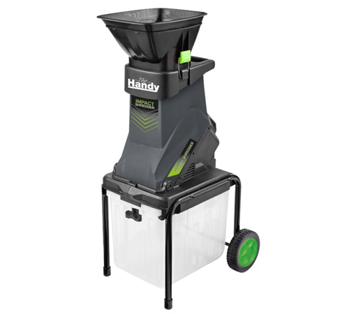 Handy Impact Electric Garden Shredder cw Box