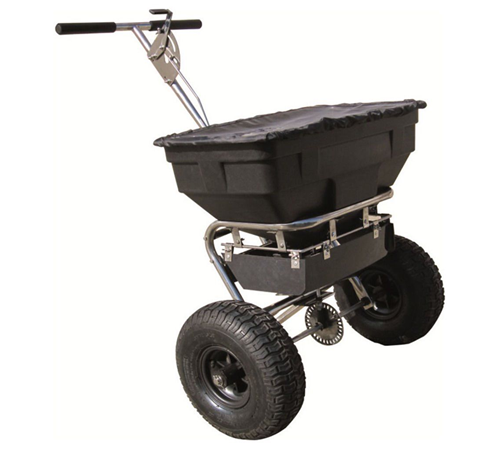 Lawn Mowers UK Handy 125lbs Push Salt Spreader