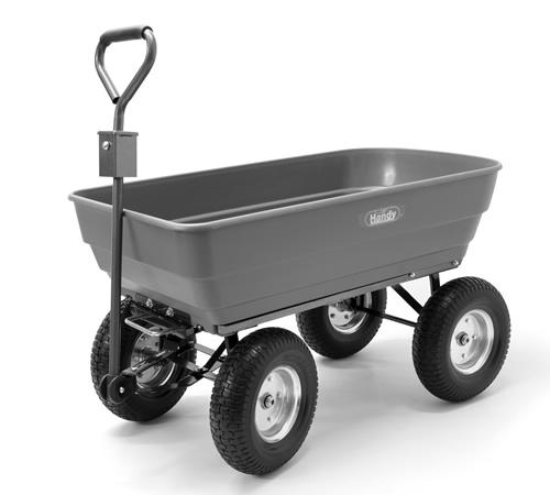 Handy Poly Dump Cart