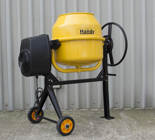 Handy Electric H Frame Cement Mixer