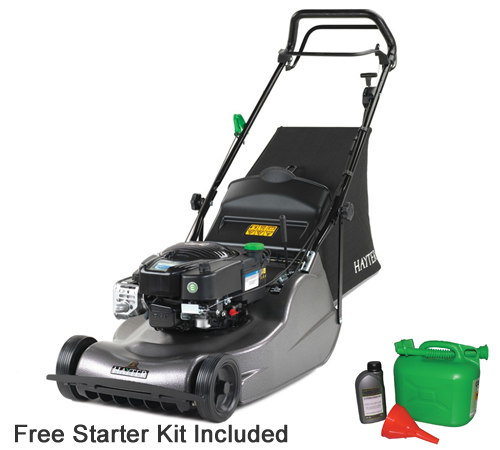 Click to view product details and reviews for Hayter Harrier 48 Pro Self Propelled Petrol Lawn Mower.