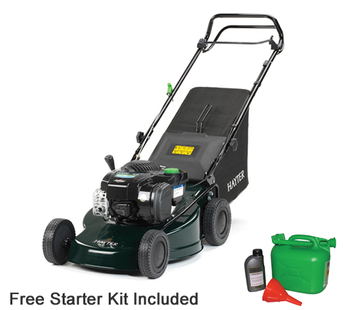 Hayter Motif 48 Autodrive Petrol Lawn mower
