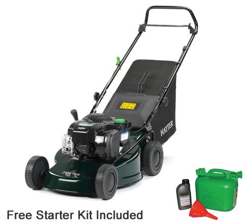 Hayter Motif 48 Push Petrol Lawn Mower