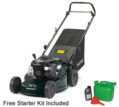 Hayter Motif 41 Push Petrol Lawn Mower