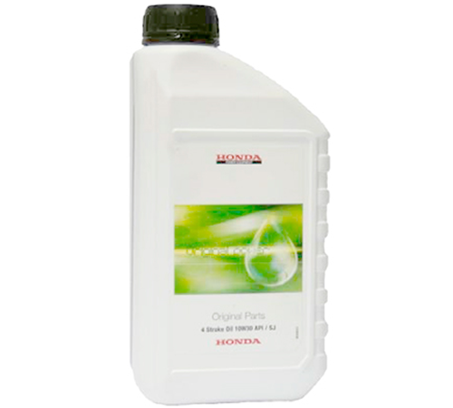 Honda Four Stroke Engine Oil 1 Litre 08221-888-101HEThis quality 10W30 grade oil is formulated for use in 4 stroke engines. Keep your engine healthy a
