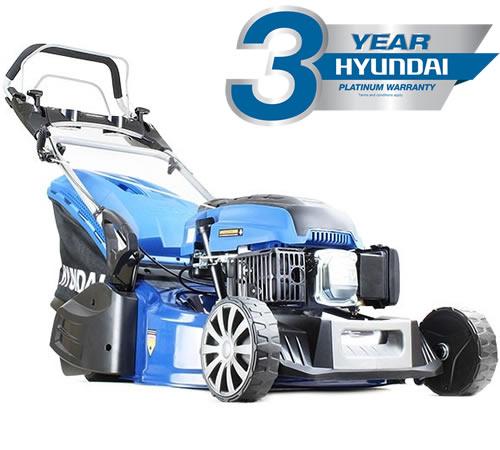 Hyundai HYM480SPR Self Propelled Rear Roller Petrol Lawn mower