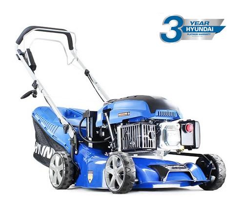 Hyundai HYM430SPE Self Propelled Electric Start Petrol Lawn Mower