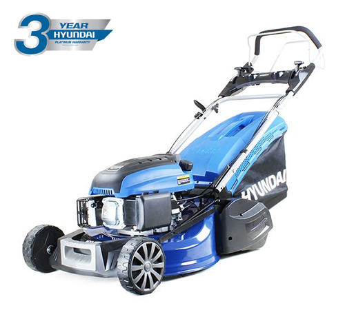 Hyundai HYM530SPR Self-Propelled Rear Roller Mower