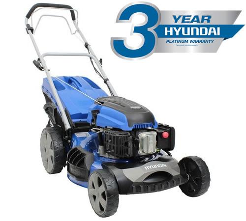 Hyundai HYM510SP Self-Propelled 4in1 Petrol Lawn mower
