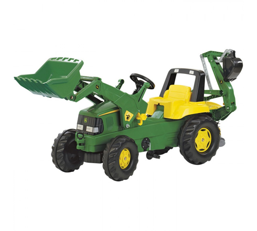 John Deere Junior TractorLoaderExcavator