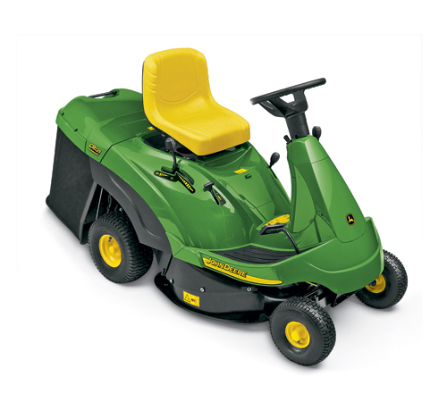 John Deere CR125 (Automatic) Ride On Lawnmower