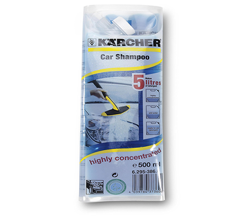 Karcher Car Shampoo Concentrate 500ml