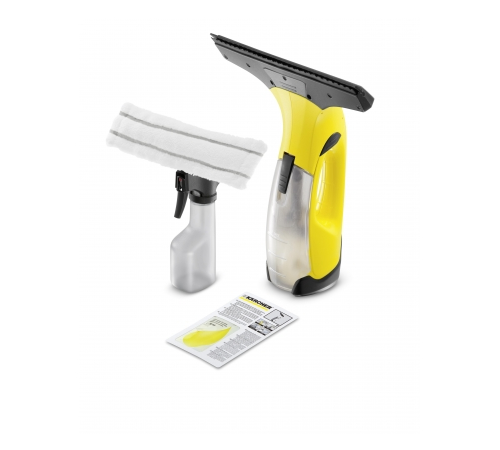 The Karcher Window Vac range has revolutionised the way weclean glass and windows. Gone are the days of heavy buckets and dripping wetsponges. With a