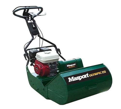 Masport Olympic 660 Cylinder Lawn mower