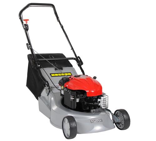 Masport Rotarola 18 inch Push Petrol Rear Roller Lawn mower