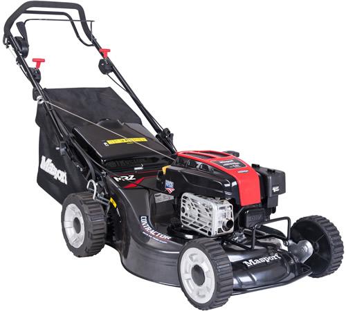 Masport Contractor 21 Professional 3N1 3 Speed Lawnmower