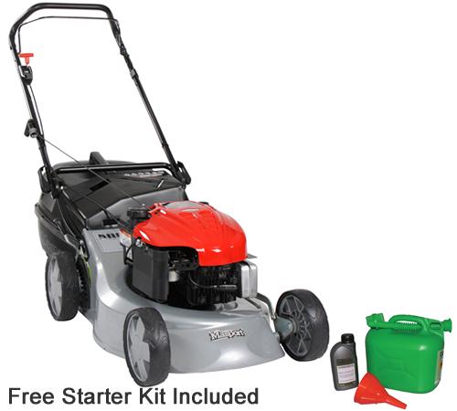 Masport 500AL 18 inch Push Petrol Lawn mower