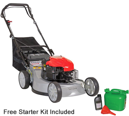 Masport 800 AL Combo Self Propelled Petrol Lawn mower
