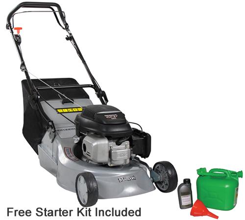 Masport Rotarola RRSP18 Rear Roller Lawn mower (Honda engine)