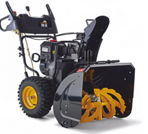 McCulloch PM55 Two Stage Petrol Snow Blower