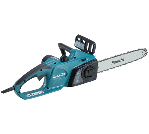 Lawn Mowers UK Makita 40cm Bar 1800w Electric Chain saw