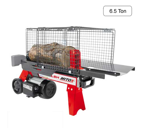 Mitox 66 LSH Horizontal Electric Hydraulic Log Splitter With Stand