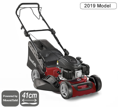 Mountfield Brand Value designed for general purpose use, the Mountfield S421 PD is a Power Driven machine with a 41cm (16in) cutting width. The presse