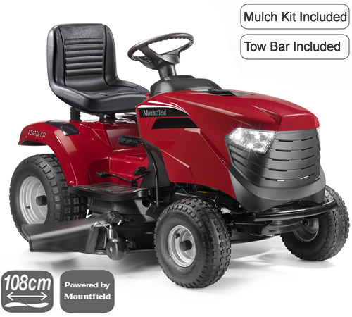 Mountfield 1543H-SD Side Discharge Lawn Tractor