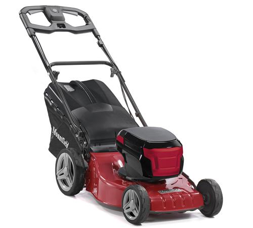 Mountfield S42HP LI (80V) Cordless Lawn mower