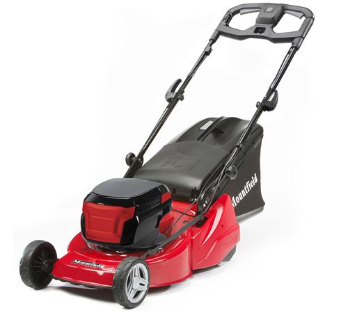 Mountfield S42R HP LI (80V) Cordless Roller Mower