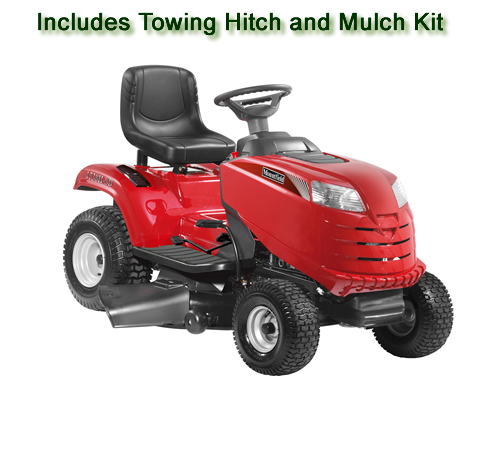 Mountfield 1538H-SD Side Discharge Ride On Lawnmower