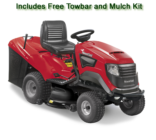 Mountfield 2040H Rear Collection (Hydrostatic) Ride On