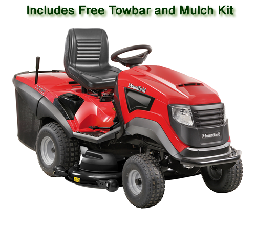Mountfield 2248H Rear Collection (Hydrostatic) Ride On