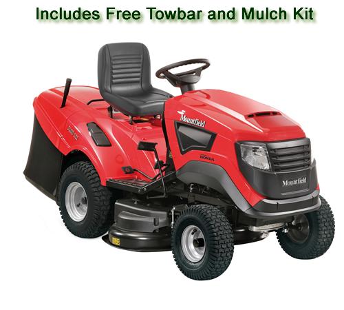 Mountfield 3600SH Rear Collection Ride on Lawnmower